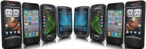 Pockets full of Smartphones
