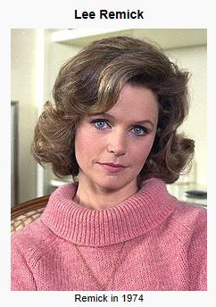 Actress, Lee Remick