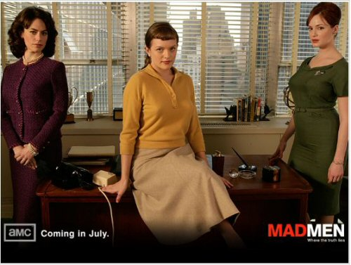 "From ""Mad Men"" - AMC"