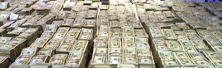 Half a Billion Dollars