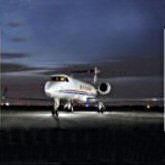 Time Share Gulfstream Jet