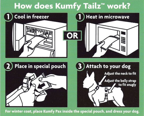 KumfyTailz Instructions