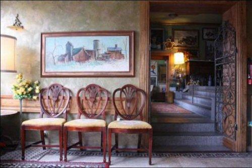 Chopin Theater Lobby