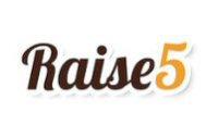 Raise5 logo