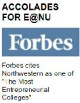 Forbes - NU most entrepreneurial