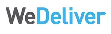 WeDeliver logo
