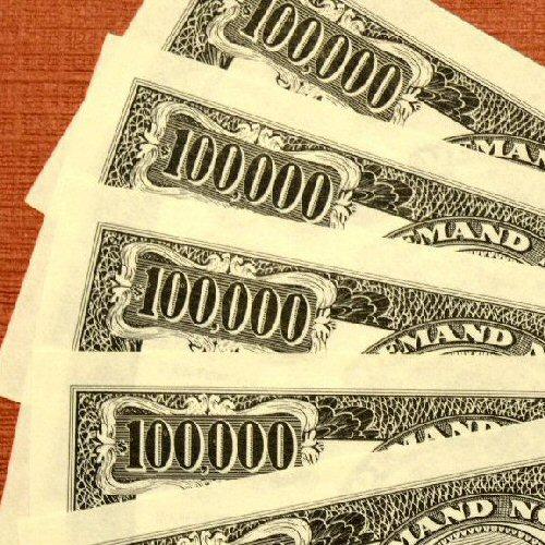 500,000 DOLLARS 3- JAJ