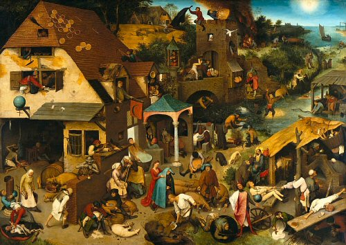 Pieter_Bruegel_the_Elder_-_The_Dutch_Proverbs 500
