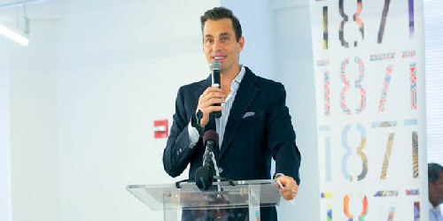 Bill Rancic by Greg Rothstein